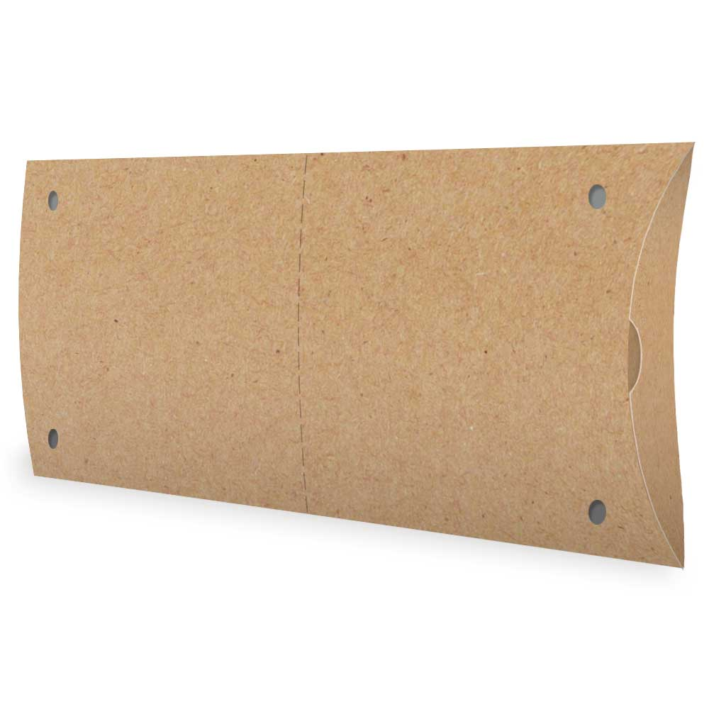 Caixa | Embalagem para Pastel Delivery KRAFT - 100 unidades