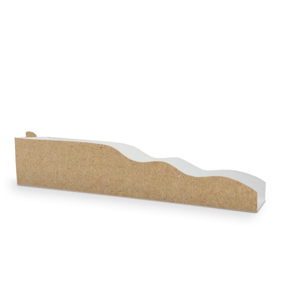 Embalagem para Churros GOURMET KRAFT - 100 unidades