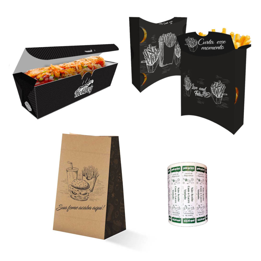 KIT Dogueria Gourmet Delivery