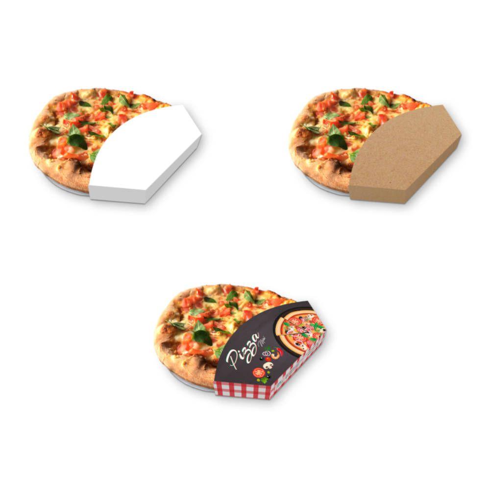 Suporte | Embalagem para Mini Pizza Brotinho VÁRIAS CORES – 100 unidades