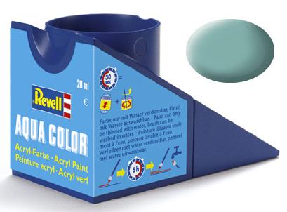Tinta Acrílica Revell Aqua Color Azul Claro Fosco - Revell 36149  - BLIMPS COMÉRCIO ELETRÔNICO