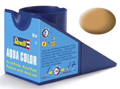 Tinta Acrílica Revell Aqua Color Ocre Fosco - Revell 36188  - BLIMPS COMÉRCIO ELETRÔNICO