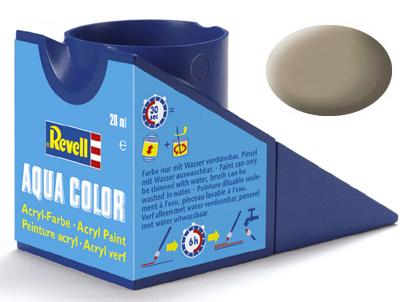 Tinta Acrílica Revell Aqua Color Bege Fosco - Revell 36189  - BLIMPS COMÉRCIO ELETRÔNICO