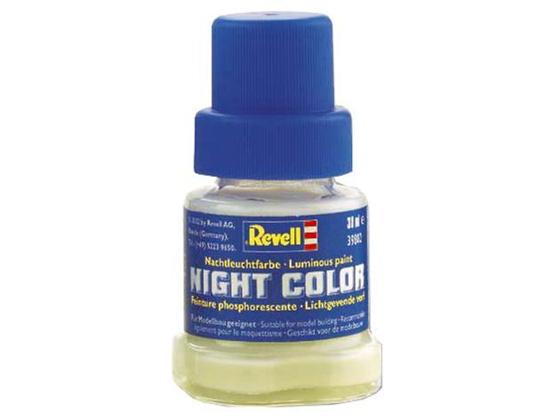 Tinta Fosforescente Night Color Revell - Revell 39802  - BLIMPS COMÉRCIO ELETRÔNICO