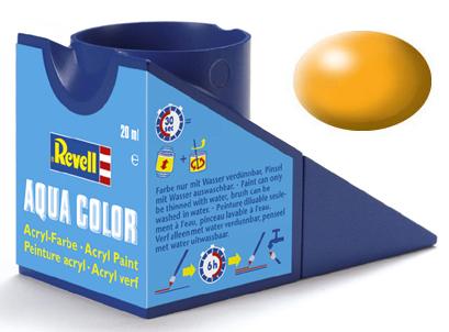 Tinta Acrílica Revell Aqua Color Amarelo Lufthansa Seda - Revell 36310  - BLIMPS COMÉRCIO ELETRÔNICO