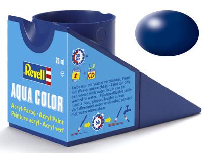 Tinta Acrílica Revell Aqua Color Azul Lufthansa Silk - Revell 36350  - BLIMPS COMÉRCIO ELETRÔNICO