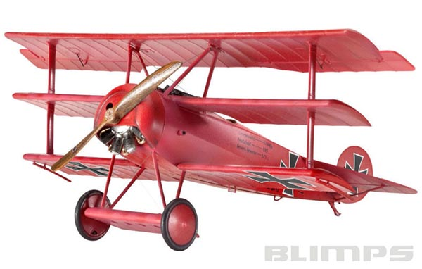 Fokker DR.I Triplane - 1/48 - Revell 04682  - BLIMPS COMÉRCIO ELETRÔNICO