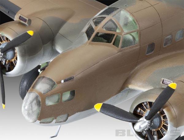 Hudson Mk.I/II Patrol Bomber - 1/72 - Revell 04838  - BLIMPS COMÉRCIO ELETRÔNICO
