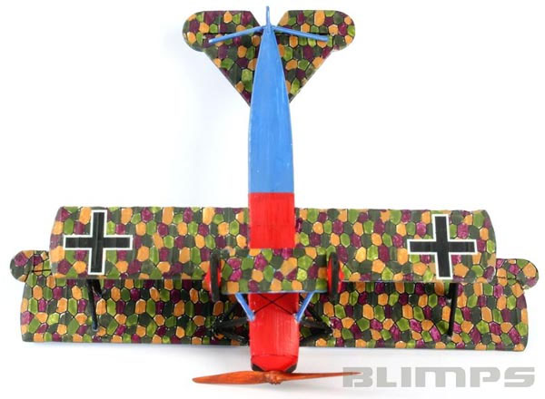 Fokker D VII - 1/72 - Revell 04194  - BLIMPS COMÉRCIO ELETRÔNICO