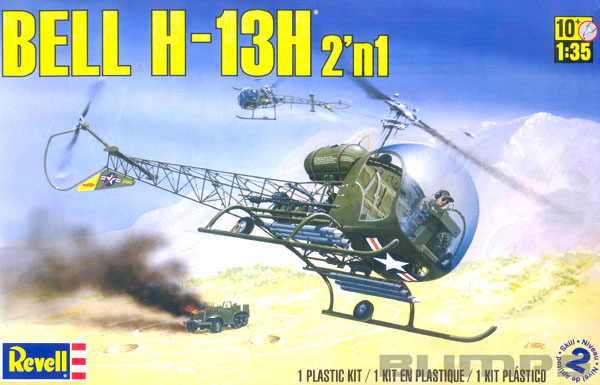Bell H-13H 2