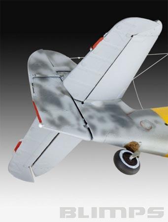 Messerschmitt Bf 109 G-6 - 1/32 - Revell 04665  - BLIMPS COMÉRCIO ELETRÔNICO