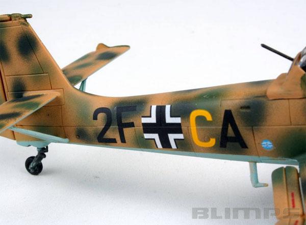 Junkers Ju-87 B2/R2 Stuka - 1/72 - Revell 04620  - BLIMPS COMÉRCIO ELETRÔNICO