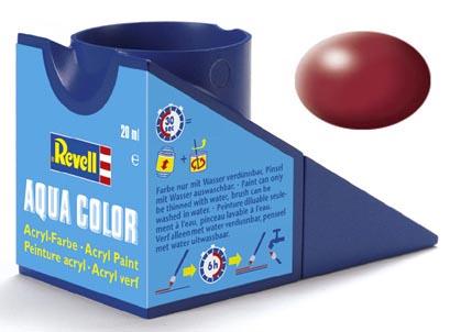 Tinta Acrílica Revell Aqua Color Vermelho Púrpura - Revell 36331  - BLIMPS COMÉRCIO ELETRÔNICO
