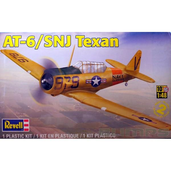 AT-6/SNJ Texan - 1/48 - Revell 85-5251  - BLIMPS COMÉRCIO ELETRÔNICO