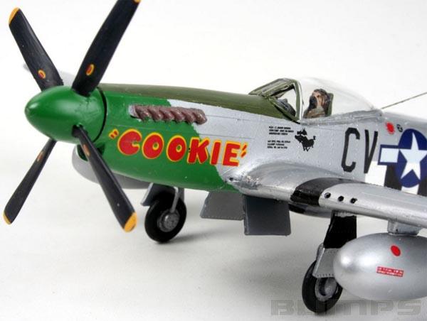 P-51D Mustang - 1/72 - Revell 04148  - BLIMPS COMÉRCIO ELETRÔNICO