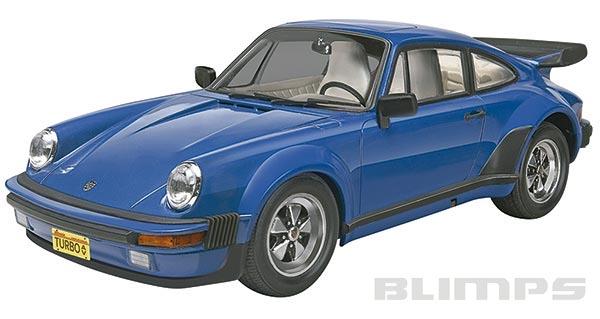 Porsche 911 Turbo - 1/24 - Revell 85-4330  - BLIMPS COMÉRCIO ELETRÔNICO