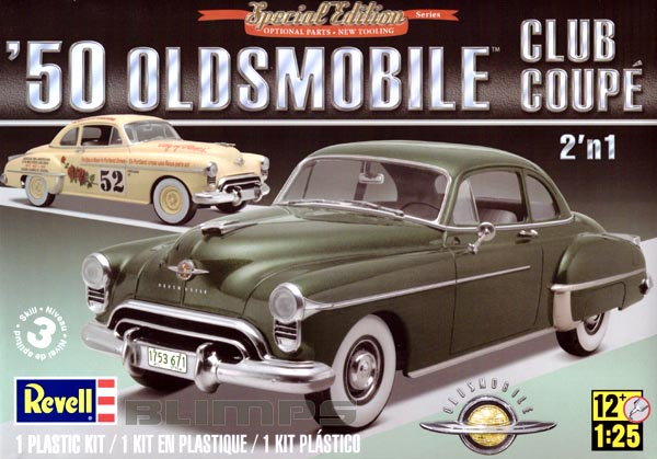 Oldsmobile Club Coupe 1950 2