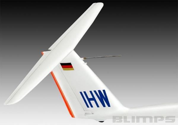 Gliderplane Duo Discus & engine - 1/32 - Revell 03961  - BLIMPS COMÉRCIO ELETRÔNICO