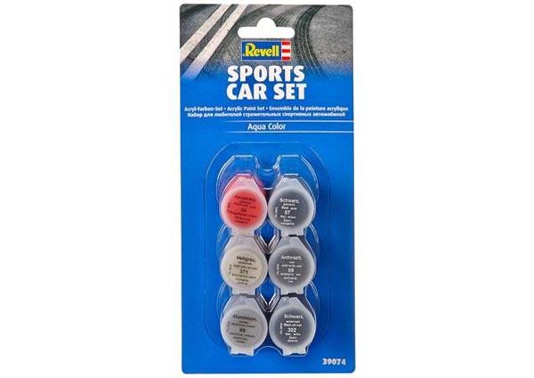 Sports Car Set - Revell 39074  - BLIMPS COMÉRCIO ELETRÔNICO
