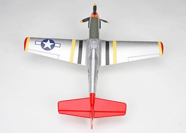 Mini P-51B R/C Elétrico - Art-Tech 21731  - BLIMPS COMÉRCIO ELETRÔNICO