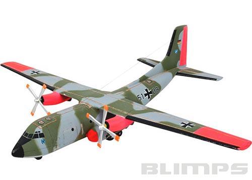 Model-Set C-160 Transall - 1/220 - Revell 63998  - BLIMPS COMÉRCIO ELETRÔNICO