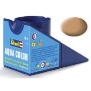 Tinta Acrílica Revell Aqua Color Marrom África Fosco - Revell 36117