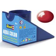 Tinta Acrílica Revell Aqua Color Vermelho Ferrari - Revell 36134