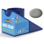 Tinta Acrílica Revell Aqua Color Cinza Pedra Fosco - Revell 36175
