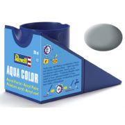 Tinta Acrílica Revell Aqua Color Cinza Claro - Revell 36176