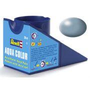 Tinta Acrílica Revell Aqua Color Cinza Seda - Revell 36374
