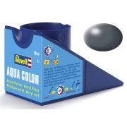 Tinta Acrílica Revell Aqua Color Cinza Escuro Seda - Revell 36378