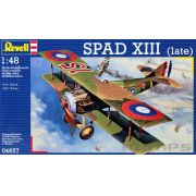 Spad XIII (Late Version) - 1/48 - Revell 04657