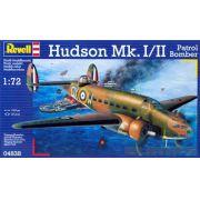 Hudson Mk.I/II Patrol Bomber - 1/72 - Revell 04838