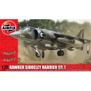 Hawker Siddeley Harrier GR.1 - 1/72 - Airfix A03003