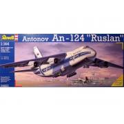 Antonov An-124 Ruslan - 1/144 - Revell 04221