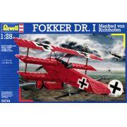 Fokker DR.I Triplane Manfred von Richthofen - 1/28 - Revell 04744