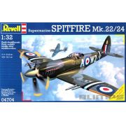Supermarine Spitfire Mk.22/24 - 1/32 - Revell 04704
