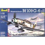 Messerschmitt Bf 109 G-6 - 1/32 - Revell 04665