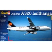 Airbus A320 Lufthansa - 1/144 - Revell 04267