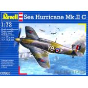 Hawker Sea Hurricane Mk.II C - 1/72 - Revell 03985