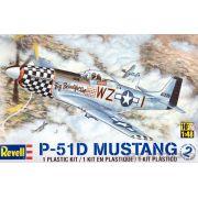P-51D Mustang - 1/48 - Revell 85-5241