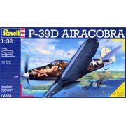 P-39D Airacobra - 1/32 - Revell 04868