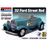 Ford Street Rod 1932 - 1/25 - Monogram 85-0882