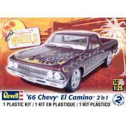 Chevy El Camino 1966 - 1/25 - Revell 85-2045