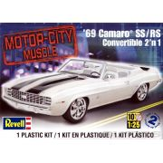 Camaro SS/RS Convertible - 1/25 - Revell 85-4929
