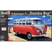 "Kombi Volkswagen T1 ""Samba Bus"" - 1/24 - Revell 07399"
