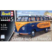 "Kombi Volkswagen T1 ""Samba Bus"" Lufthansa - 1/24 - Revell 07436"