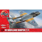 De Havilland Vampire T.11 - 1/72 - Airfix A02058