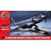 De Havilland Mosquito - 1/72 - Airfix A03019