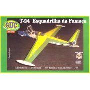 Fouga Magister T-24 Esquadrilha da Fumaça - 1/48 - GIIC